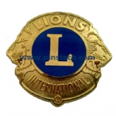 Lion Club Badge