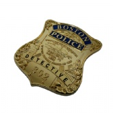 Boston Police badge