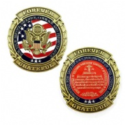 Custom Military Badges